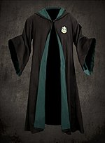 Harry Potter Slytherin Schuluniform Robe