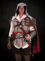 Assassin's Creed II Ezio Cape