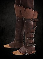 Assassin's Creed II Ezio Boot Tops