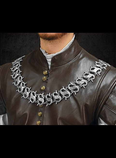 collar of esses silver