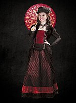 Steampunk Ladies Halter Dress