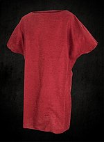 The Eagle Red Cotton Tunic
