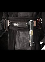 Star Wars Anakin Skywalker Leather Belt