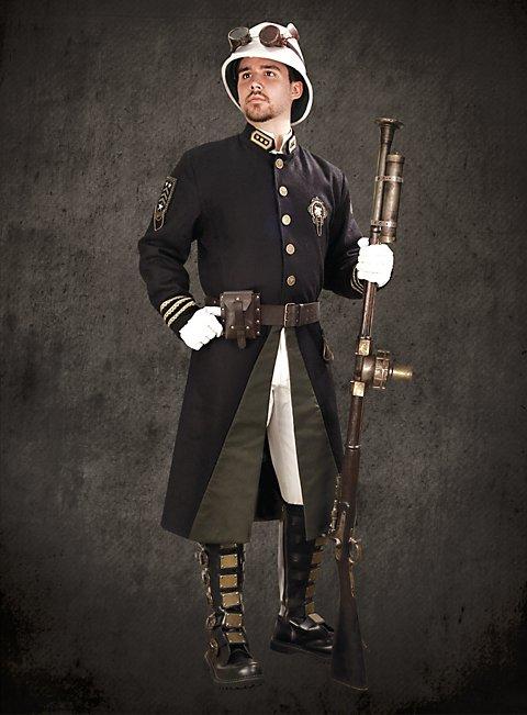 military officer coat victorianstyle uniform coat in