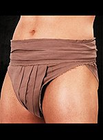 Spartacus Loincloth brown