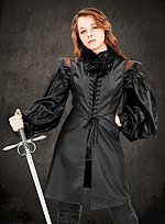 Black Leather Kirtle